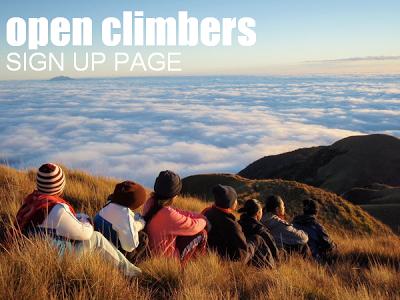open-climber