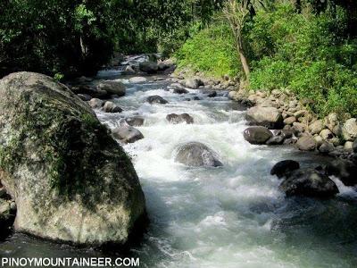 Baruring-River