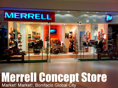 select for newest new concept best online Mountain News: Merrell Concept Stores now open in Metro ...