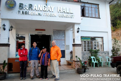 how to go to mt pulag benguet