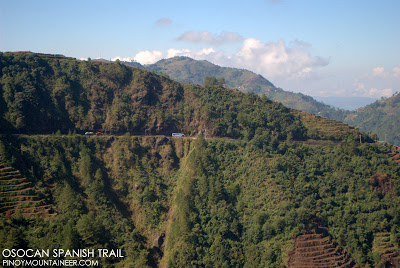 Hiking Matters 330 The Osocan Spanish Trail In Atok Benguet Pinoy Mountaineer