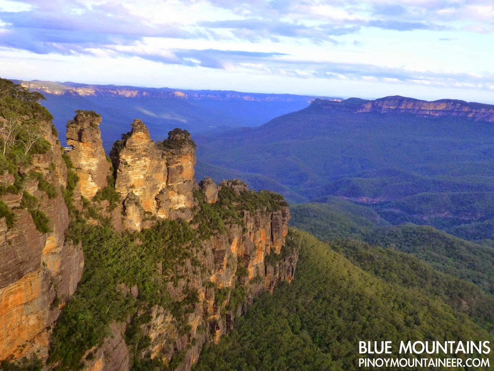 Hiking matters #398: Blue Mountains bushwalking Part 1 ...