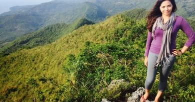 Peak of Mt. Lanaya