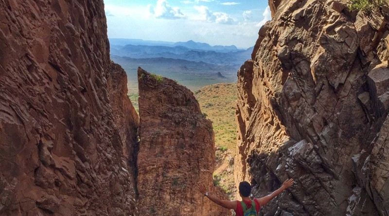 """Hiking matters #478: Big Bend National Park, Texas Part 3 – The famed """"Window"""""""