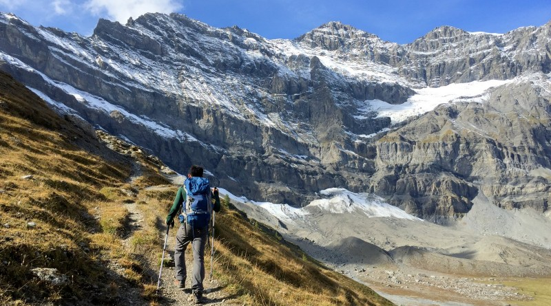 Hiking matters #484: A loop hike of Le Luisin (2786m) in the Swiss Alps