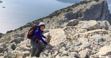 Tavolara Monte Cannone Climbing 1
