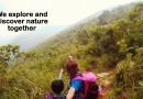 Pinoy Mountaineer Climbs with Kids on October 24