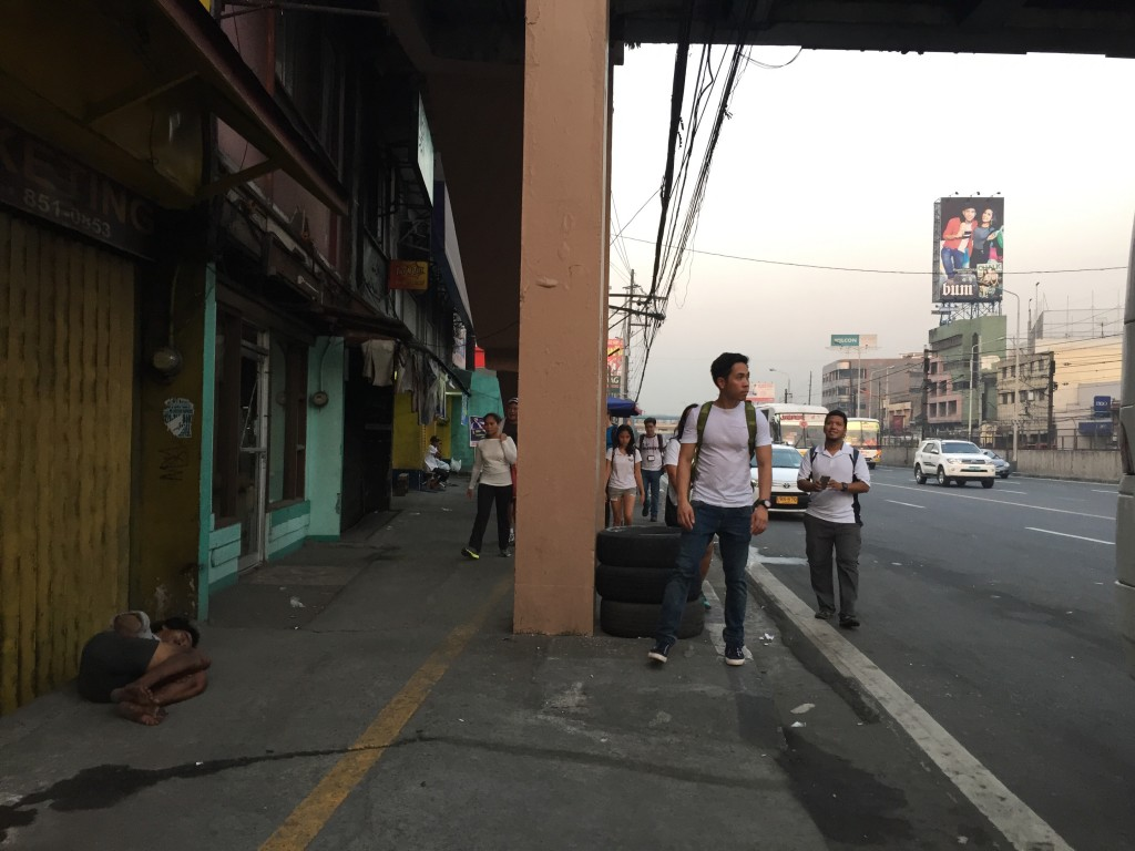 WalkEDSA Walkability Manila