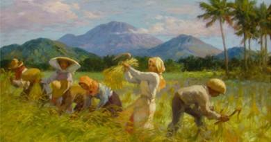 Art Feature: The mountains of Fernando Amorsolo