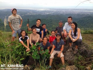 Sirao Peak/Mt. Kan-irag