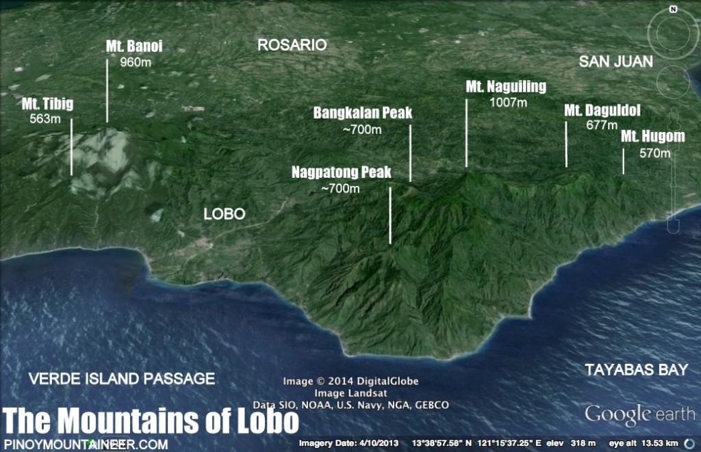 Lobo Map