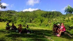 Mt. Kapayas, Catmon, Cebu
