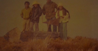 Photoessay: Memories of my 1973 Mt. Pulag hike
