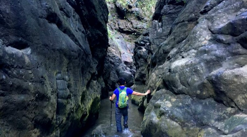 Hiking matters #485: The canyons of Kasunugan Peak in Nasipit, Agusan del Norte