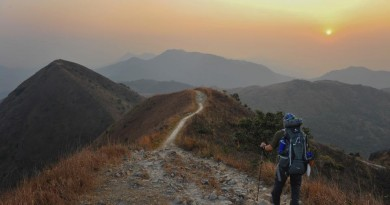 Trip Report: 5-day hike of Hong Kong's 100 km Maclehose Trail