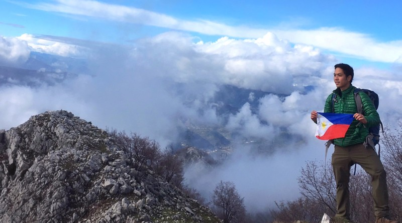 Hiking matters #499: Hiking up Cime de Baudon (1266m) in the Maritime Alps, French Riviera