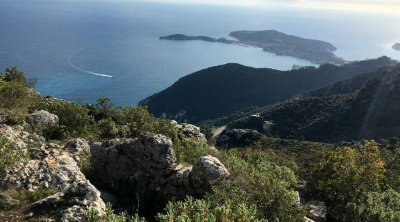 Hiking matters #500: The Nietzsche Trail and Mont Bastide in Eze Village, French Riviera