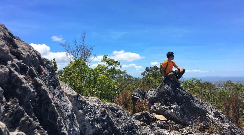 Hiking matters #508: Mt. Kapayas, another nice dayhike in Cebu
