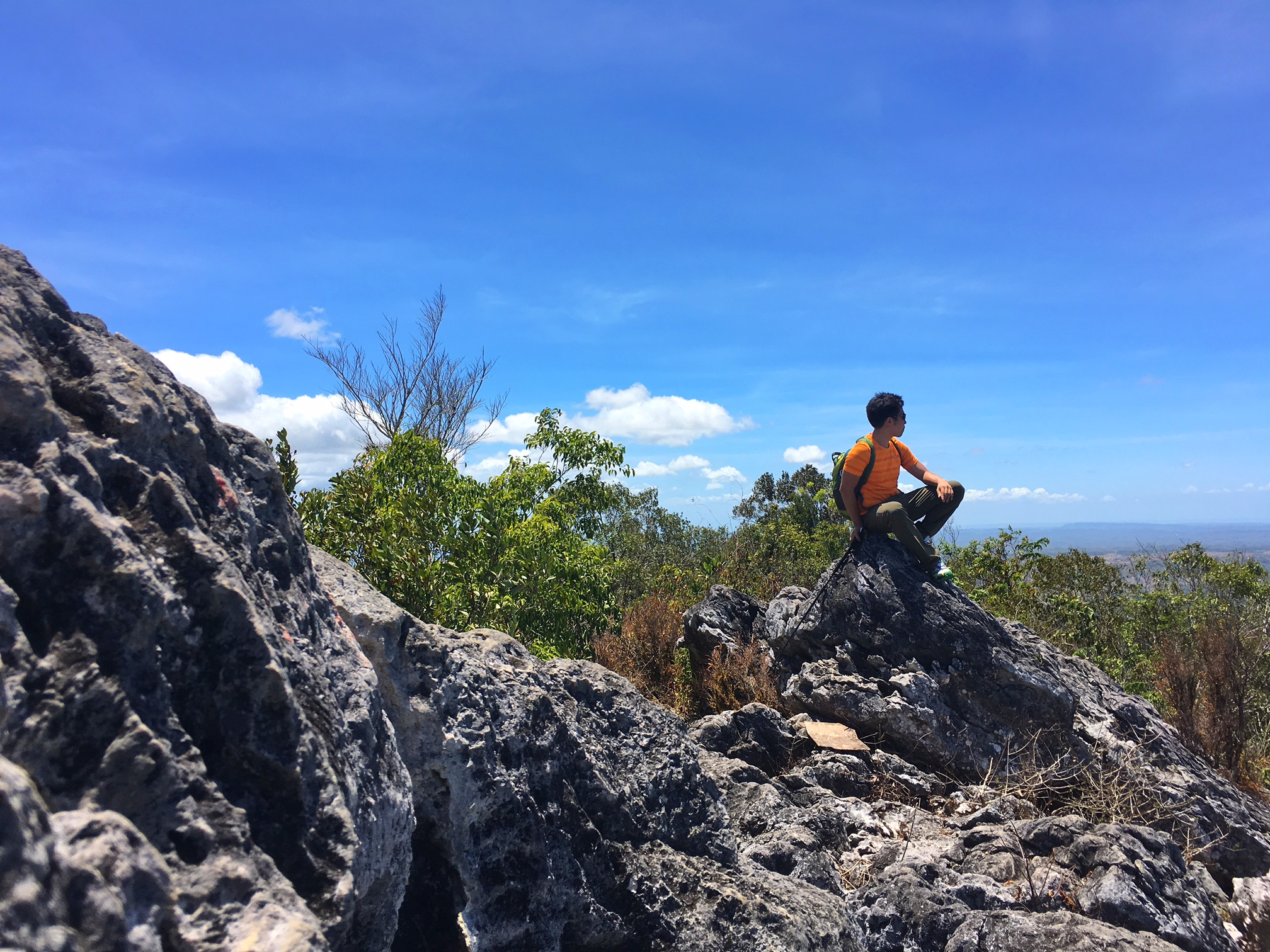 Hiking Matters 508 Mt Kapayas Another Nice Dayhike In Cebu Pinoy Mountaineer