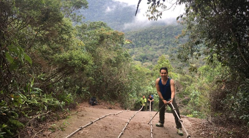 Hiking matters #513: Gunung Ledang (Mt. Ophir) the highest mountain in Johor, Malauysia