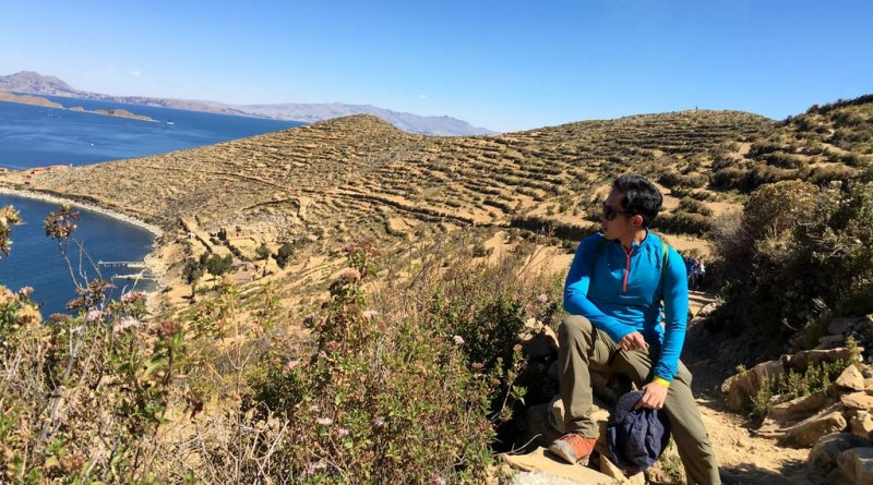 Hiking matters #508: Lake Titicaca and Isla del Sol in Bolivia