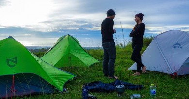 Campsite etiquette: Eight tips for behaving properly on camp