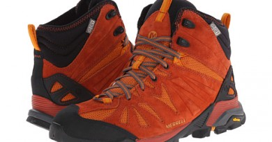 Gear Review: Merrell Capra Mid Waterproof