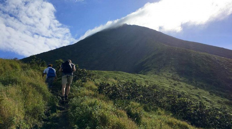 Hiking matters #521: Volcan Concepcion in Ometepe Island, Nicaragua