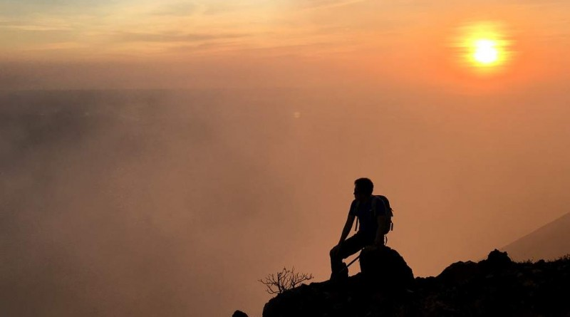 Hiking matters #523: Sunset hike up Volcan Telica, Nicaragua