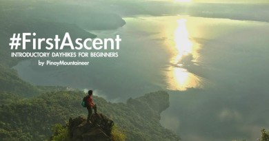 "#FirstAscent: Join Pinoy Mountaineer in ""Introductory Hikes for Beginners"""