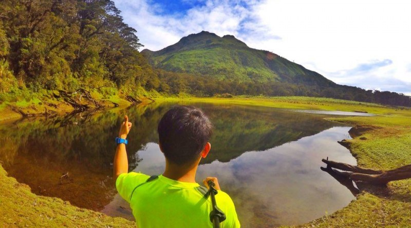 Photo at Lake Venado, Mt. Apo courtesy of Lem G Peña