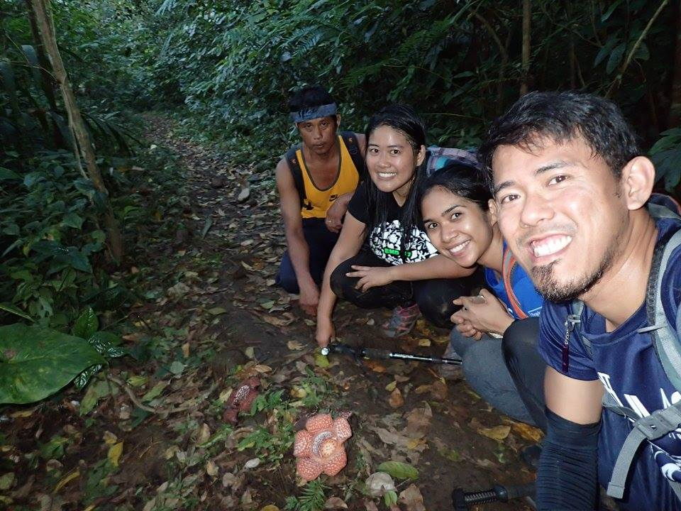 Rafflesia in Mt. Makiling, Los Banos, Philippines