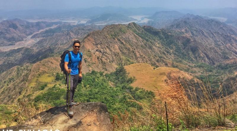 "Hiking matters #552: Mt. Bullagao, the ""Sleeping Beauty"" of Langiden, Abra"