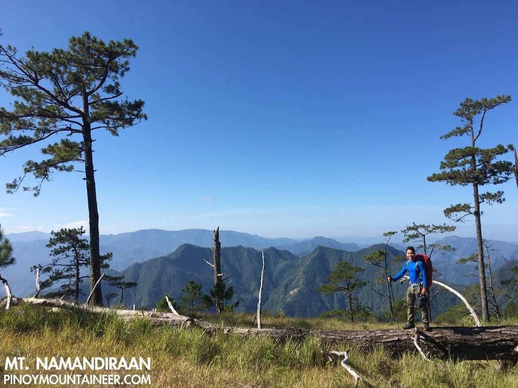 Mt. Namandiraan