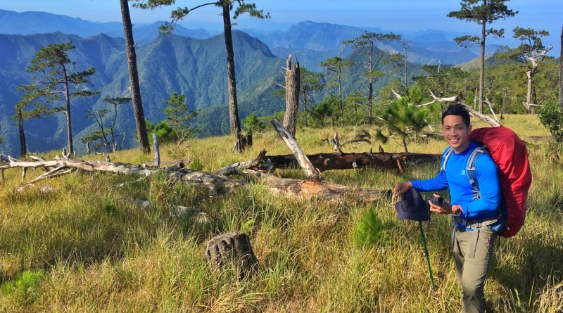 Hiking matters #553: Mt. Namandiraan in Cervantes, Ilocos Sur's highest peak