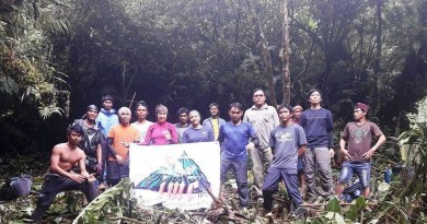 Iloilo Mountaineering Club reports successful Panay Trilogy traverse