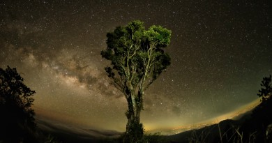 Mountain photography: How to capture the Milky Way