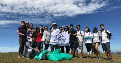 5th National Mountain Cleanup Day held in over 50 mountains!