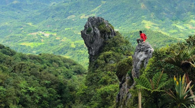 Hiking matters #593: Mt. Agua Colonia and Bato Dungok in Alimodian, Iloilo