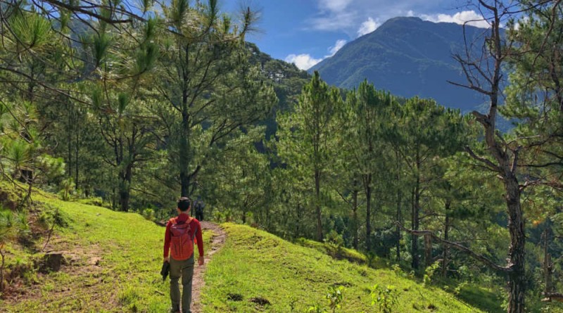 Hiking matters #594: Once again, an Akiki-Ambangeg dayhike of Mt. Pulag