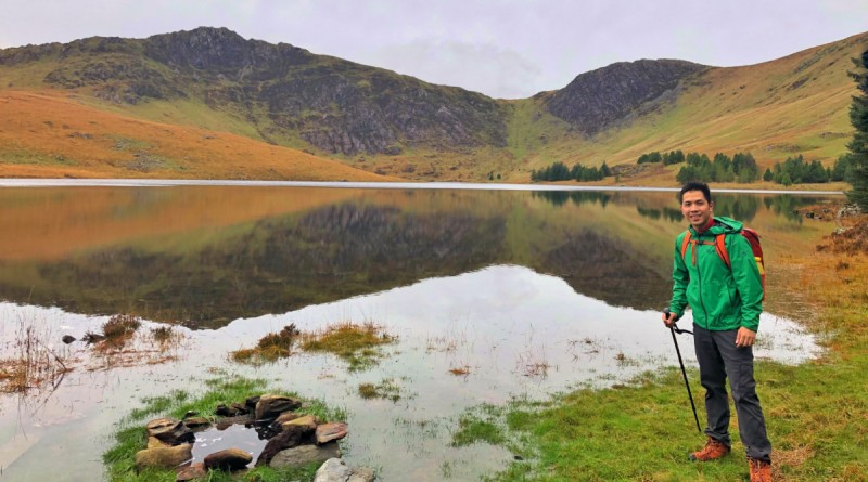 Hiking matters #601: Mt. Siabod in Snowdon National Park, Wales