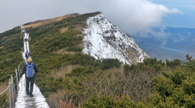 Hiking matters #604: Hiking up Mt. Daisen (大山) in Tottori Prefecture, Japan