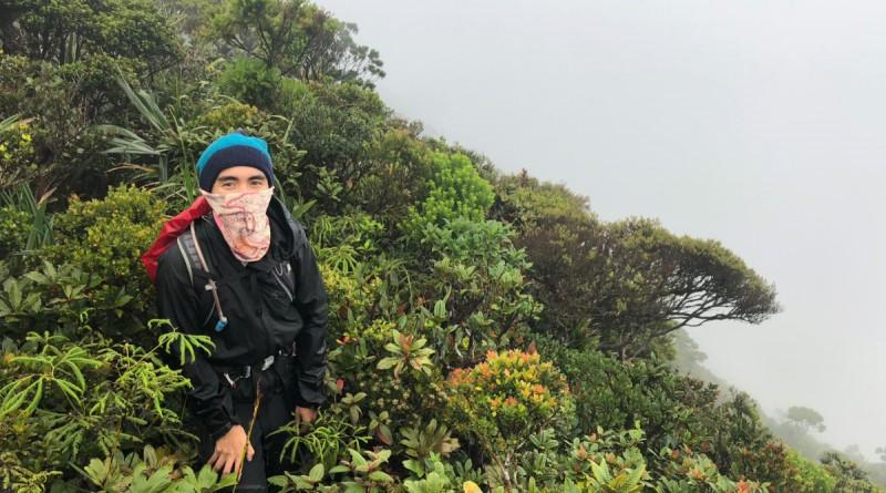 Hiking matters #602: Three-day hike up Mt. Mingan via Gabaldon