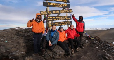 """Best days of my life"": A Filipino doctor shares his journey to Mt. Kilimanjaro"