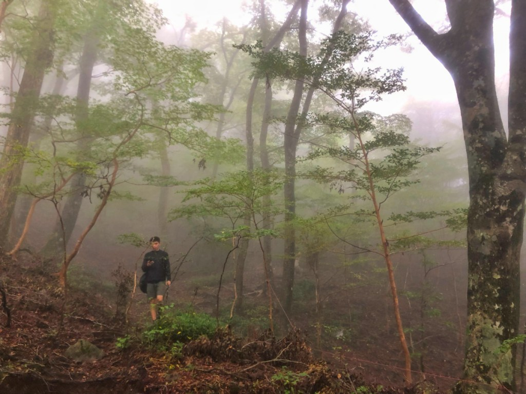 Amagi Hike2