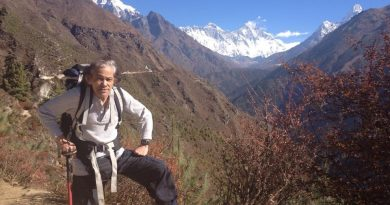 Eulogy: Edwin Gatia, pioneering mountaineer and community builder (1954-2020)