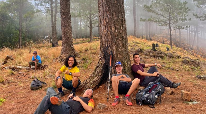 Hiking matters #639: Mt. Sutot (Sawtooth Peak) in Iba, Zambales