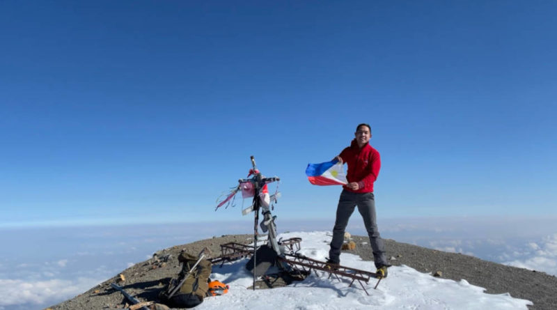 Hiking matters #652: The ascent up Pico de Orizaba (5610m), the highest mountain in Mexico