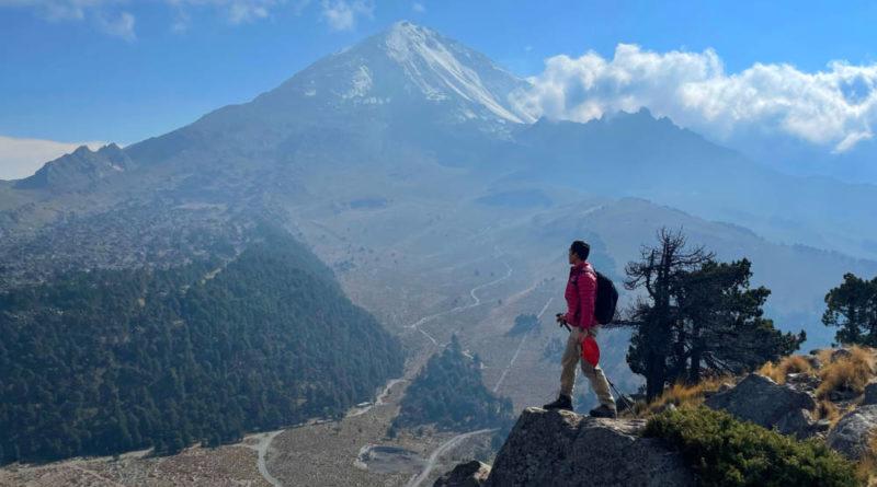 Hiking matters #651: Volcan Sierra Negra (4580m), Pico de Orizaba's companion peak