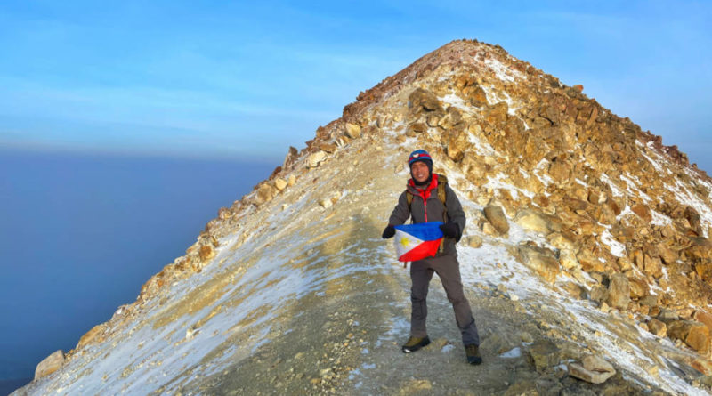 Hiking matters #650: Iztaccíhuatl (5230m), the third highest mountain in Mexico